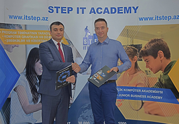 "MEMORANDUM ON COOPERATION WAS SIGNED BETWEEN ""MILLIKART"" and ""STEP IT ACADEMY"""